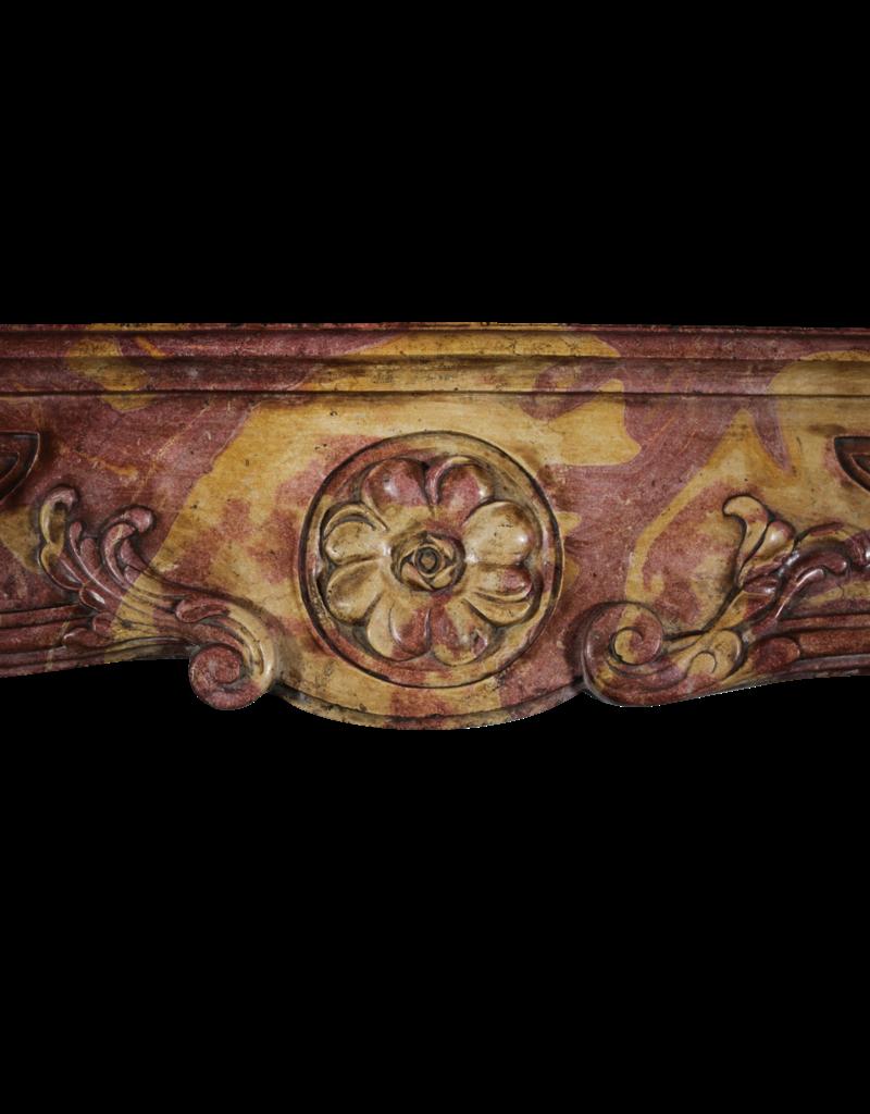 The Antique Fireplace Bank Erstellt Von Natur Französisch Harten Kalkstein Kamin Maske