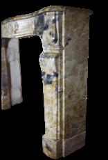 Maison Leon Van den Bogaert Antique Fireplaces & Vintage Architectural Elements Chique Rich-Antikmarmor Kamin Maske
