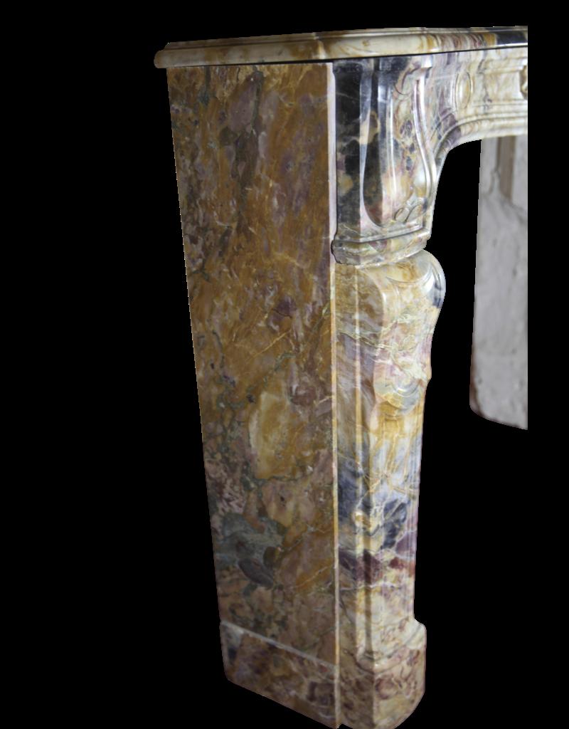 The Antique Fireplace Bank Chique Rich-Antikmarmor Kamin Maske