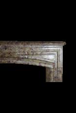 Louis XIV Zeitraum Brêche D'aleppe Marmor Kamin Verkleidung