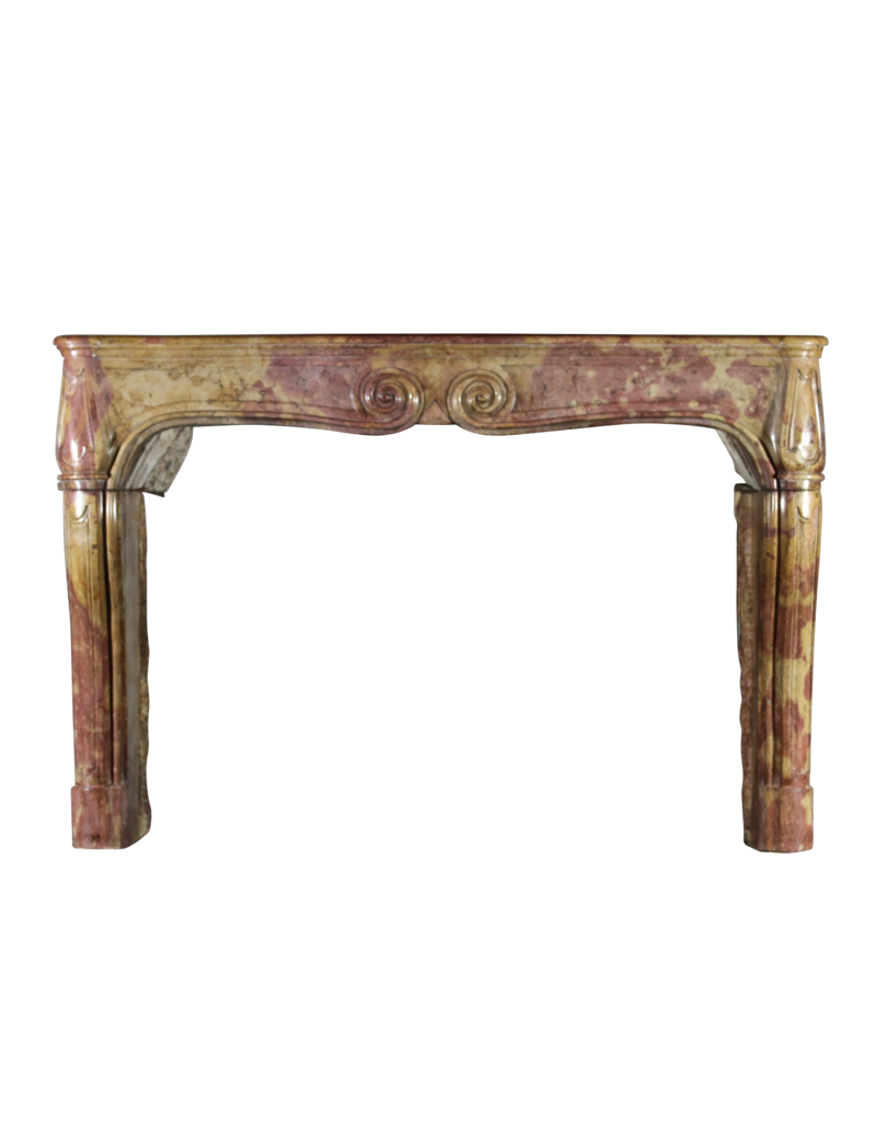 The Antique Fireplace Bank Extreme Strong Bicolor Hard Stone Antique Fireplace Surround