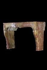 Extreme Starke Zweifarbig Harter Stein Antike Kamin Maske