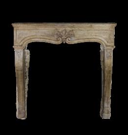 Ungewöhnliche 18. Jahrhundert Jahrgang Kamin Maske
