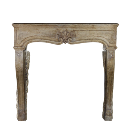 Unusual 18Th Century Vintage Fireplace Surround