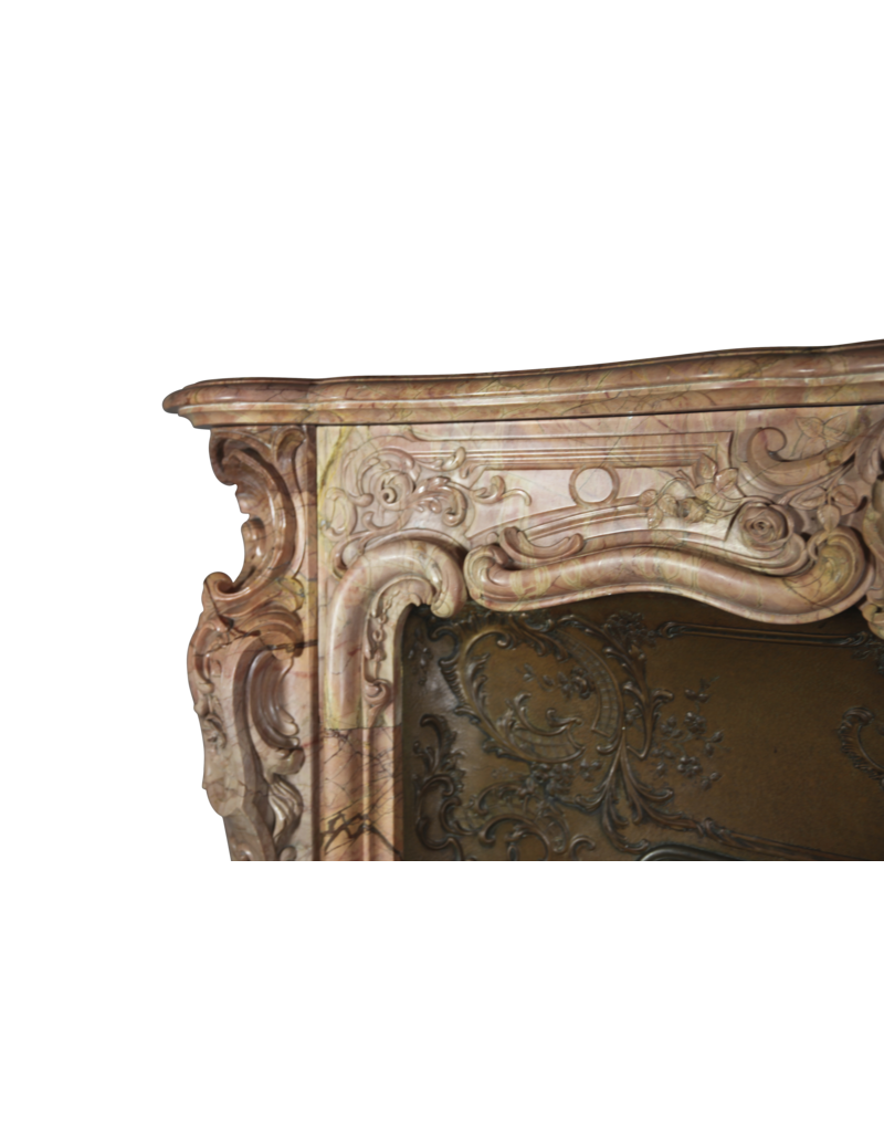 The Antique Fireplace Bank Belgian Belle Epoque Period Fireplace Surround