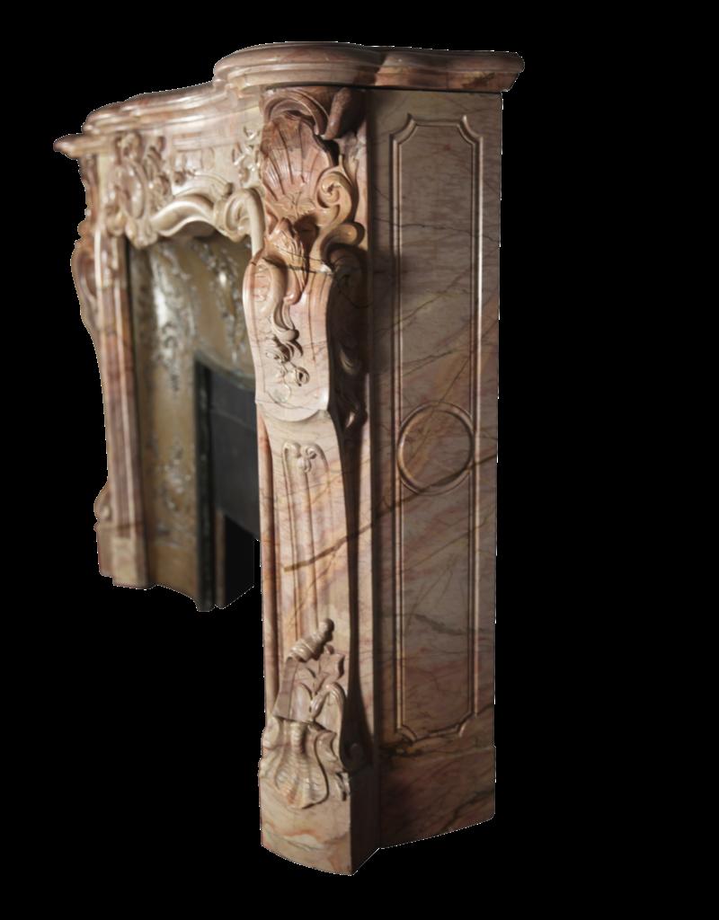 The Antique Fireplace Bank Belgische Belle Epoque Kamin Maske