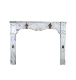 The Antique Fireplace Bank 17. Jahrhundert Italienisch Kamin Maske In Marmor