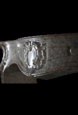 Starke Zweifarbig zeitloses Antik Kamin Maske
