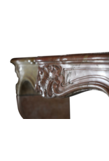 Rich Created Bicolor By Nature 18Th Century Period Fireplace Surround