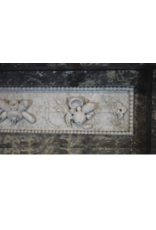 18Th Century Fine Antique Belgian Marble Fireplace Surround