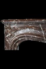 The Antique Fireplace Bank Belgischen 19. Jahrhundert Marmor Kamin Maske