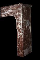 Belgischen 19. Jahrhundert Marmor Kamin Maske