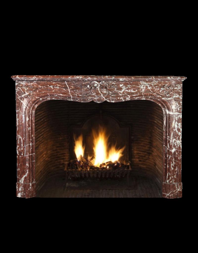 Belgian 19Th Century Marble Fireplace Surround