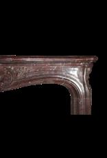 The Antique Fireplace Bank Außergewöhnliche Belle Epoque Antikmarmor Kamin Maske