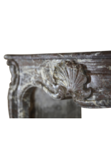 The Antique Fireplace Bank Belgian 18Th Century Period Classic Marble Fireplace Surround