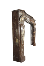 Chimenea Antigua Belga Siglo 18