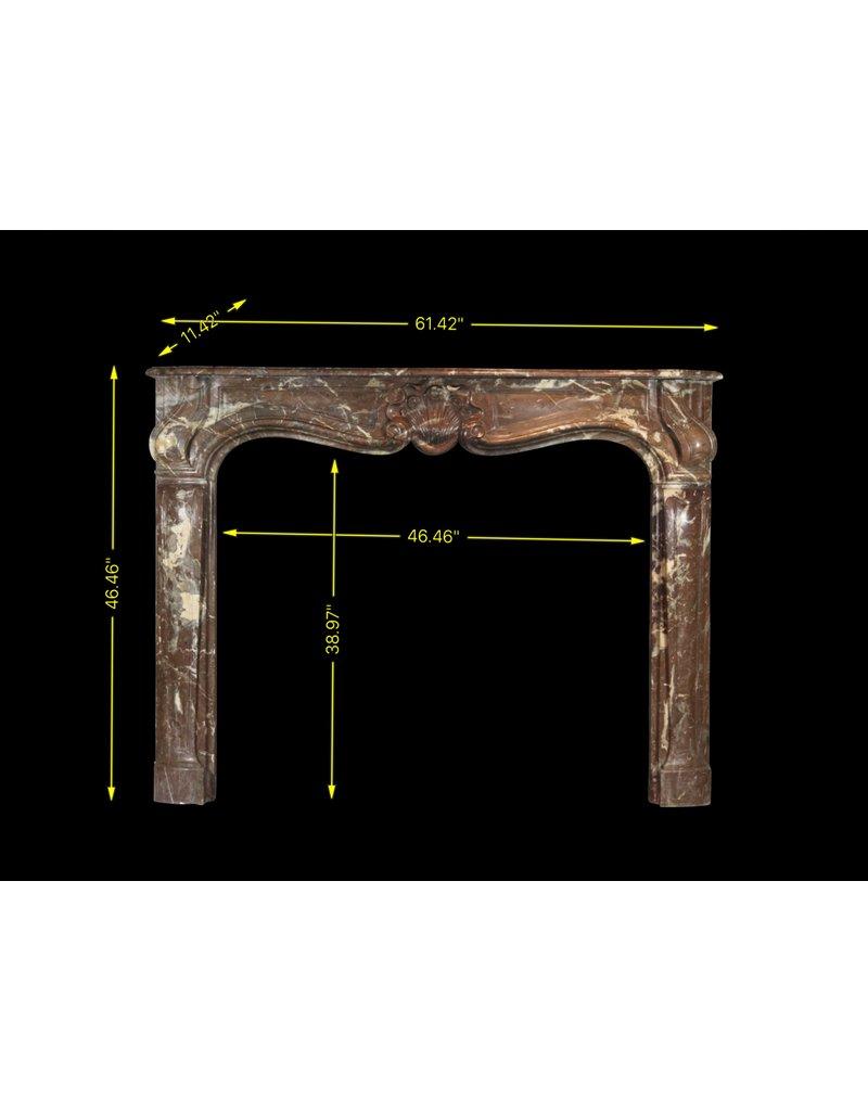 Belgian 18Th Century Fireplace Surround