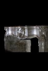 Gran Siglo 18 Francés Antiguo Chimenea