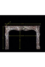 The Antique Fireplace Bank 18Th Century Period Belgian Chique Vintage Fireplace Mantel