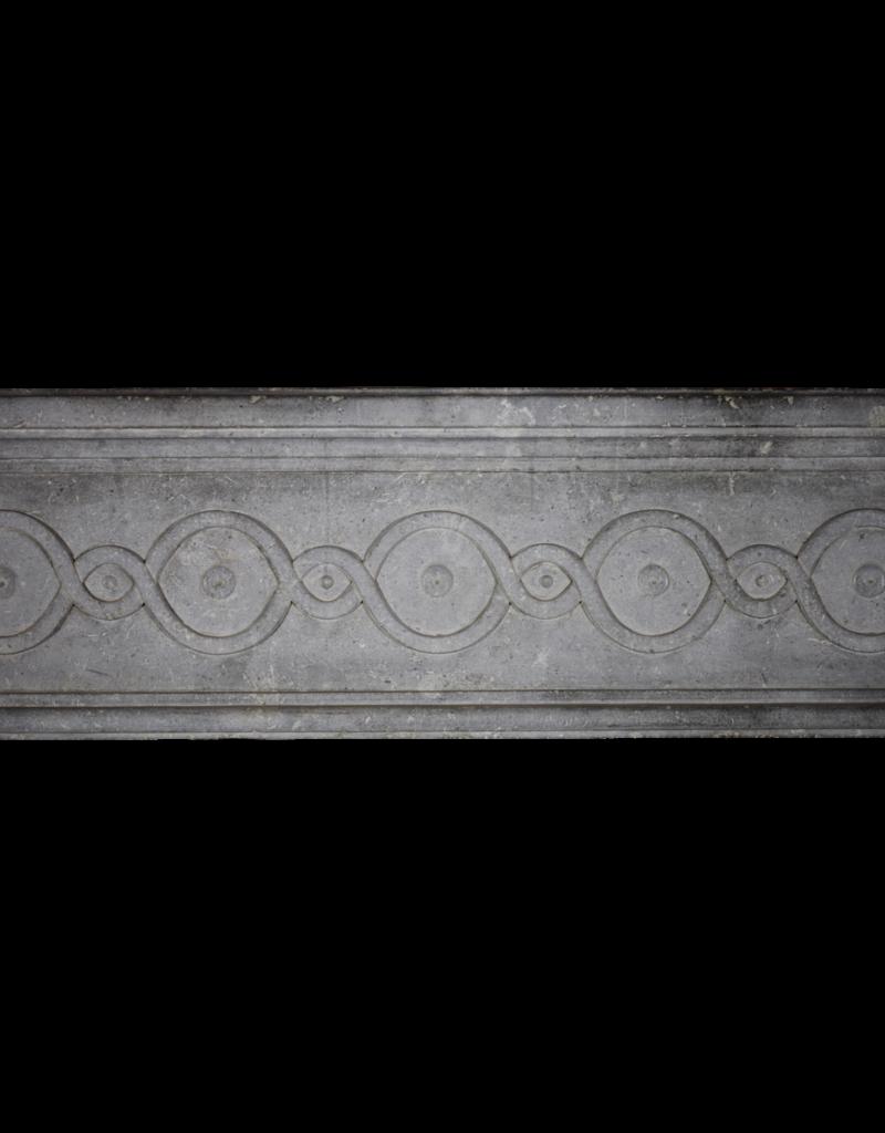 Große 18. Jahrhundert Französisch Jahrgang Kamin Maske