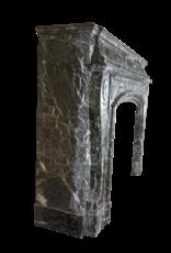 Monumental Del Siglo 19 Belga Chimenea De La Vendimia