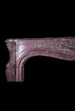The Antique Fireplace Bank Classic Groß Dekor Französisch Marmor Jahrgang Kamin Maske