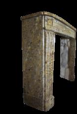 Francés Clásico Chique Luis XVI Período Chimenea De La Vendimia