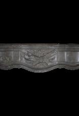 The Antique Fireplace Bank Directoire Periode Französisch Starker Kamin Maske