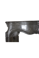 Directoire Period French Strong Fireplace Surround