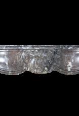 The Antique Fireplace Bank Französisch Regentschaft Period Marmor Kamin Maske