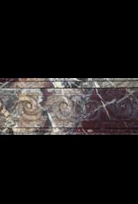 Siglo 18 Gran Francés Chimenea De La Vendimia
