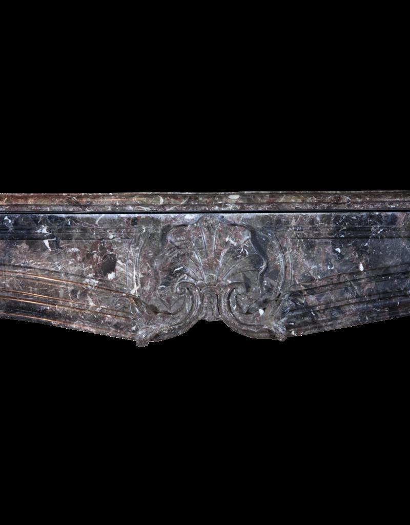Außergewöhnliche 18. Jahrhundert Antike Marmor Kamin Maske