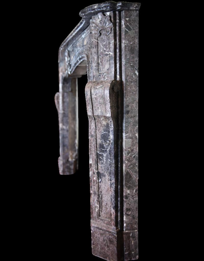 Maison Leon Van den Bogaert Antique Fireplaces & Vintage Architectural Elements Excepcional 18A Mármol Antiguo Del Siglo Chimenea
