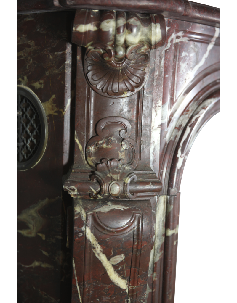 The Antique Fireplace Bank 18Th Century Period Grand Chique Vintage Fireplace Surround