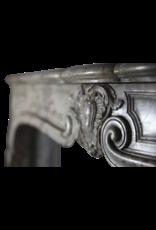 The Antique Fireplace Bank Klassisch Französisch Interior Original-Antikmarmor Kamin Maske