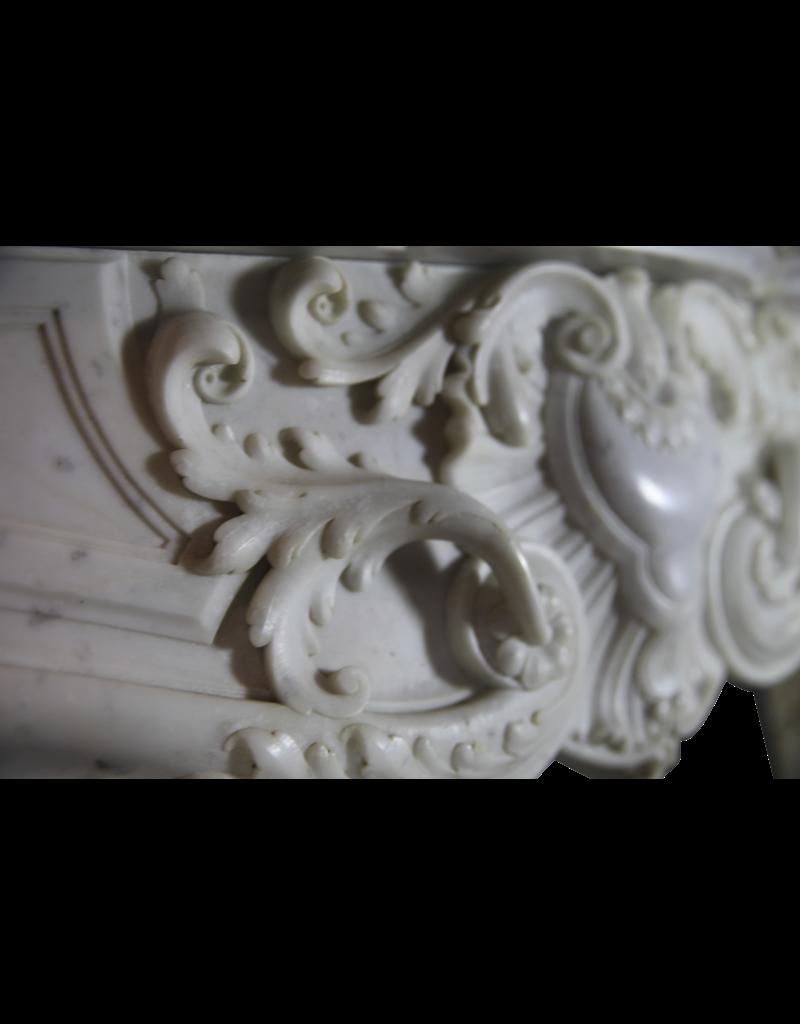 Außergewöhnliche Französisch Belle Epoque Rokoko Antik Kamin Maske