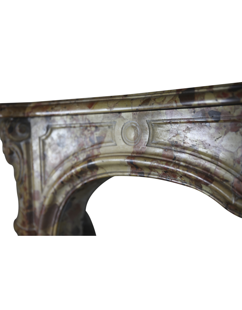 The Antique Fireplace Bank French Chique Royal Marble Antique Fireplace Surround