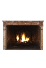 Cosy Vintage Fireplace Surround