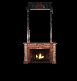 Maison Leon Van den Bogaert Antique Fireplaces & Vintage Architectural Elements Gran Art Deco Período Antiguo Chimenea