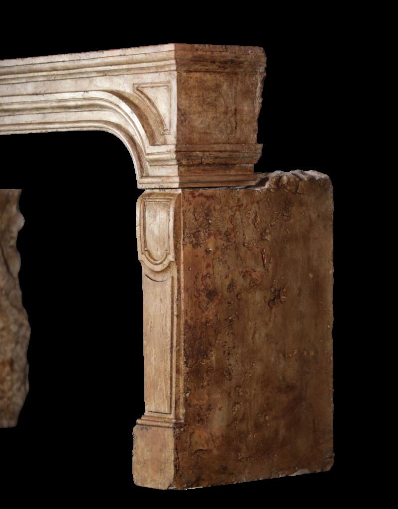 17. Jahrhundert Feine Antike Marmor Stein Kamin