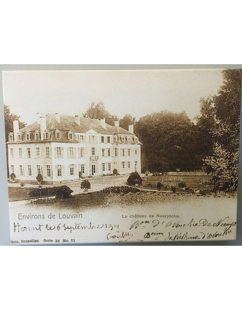 The Antique Fireplace Bank Belgischen 18. Jahrhundert Klassischen Marmor-Kamin Maske