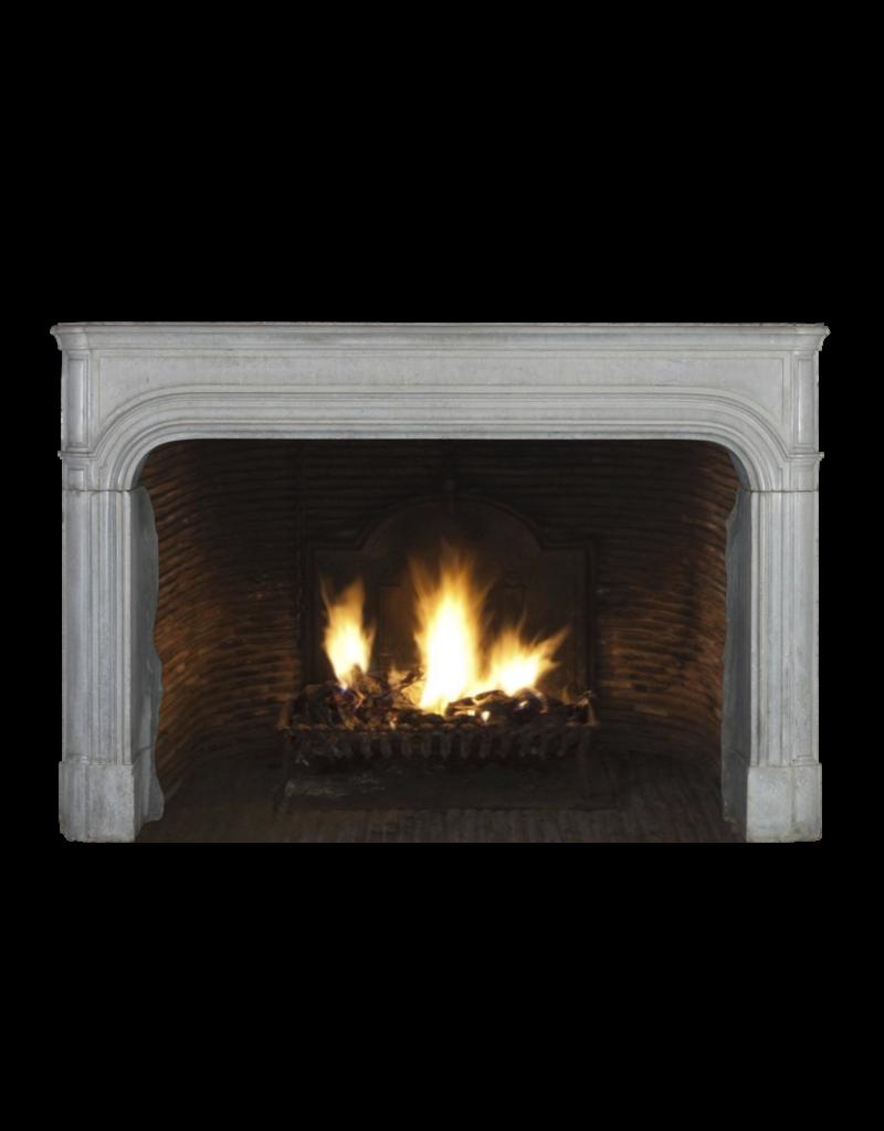 The Antique Fireplace Bank Groß 17. Jahrhundert Französisch Antike Kamin Maske Im Grauen Hartstein
