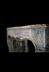 The Antique Fireplace Bank Französisch Landhausstil Des 18. Jahrhunderts Periode Kamin Maske Im Kalkstein