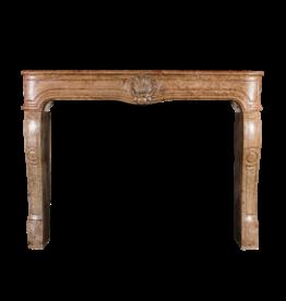 The Antique Fireplace Bank Mármol Siglo 18 Antiguo Fino Chimenea De Piedra
