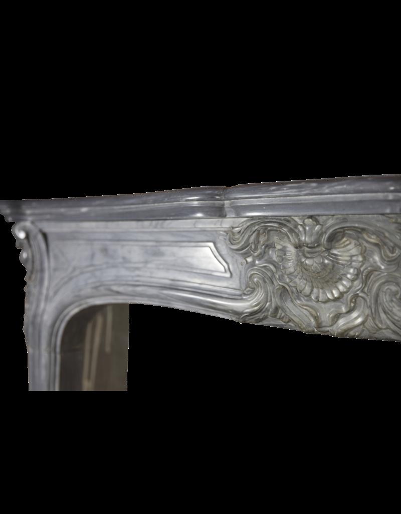 Groß 19. Jahrhundert Salon Kamin Maske Im Regentschaft-Stil