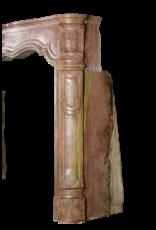 The Antique Fireplace Bank 18. Jahrhundert Feine Antike Marmor Stein Kamin Maske
