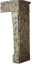 Louis XVI Stil Französisch Klassischer Kamin Maske