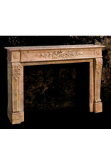 The Antique Fireplace Bank French Special Sealed Directoire Period Fireplace Surround