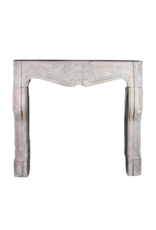 The Antique Fireplace Bank Top Französisch Landstil-Art-Weinlese-Kamin Verkleidung