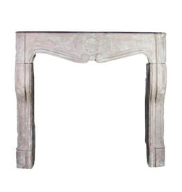 Top French Country Style Vintage Fireplace Surround
